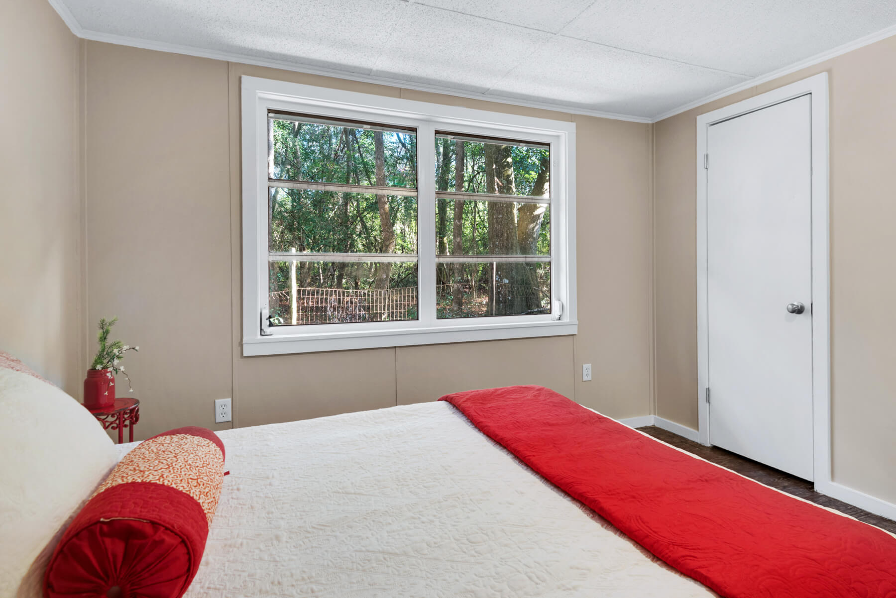 7390 New Era Road northeast bedroom with closet