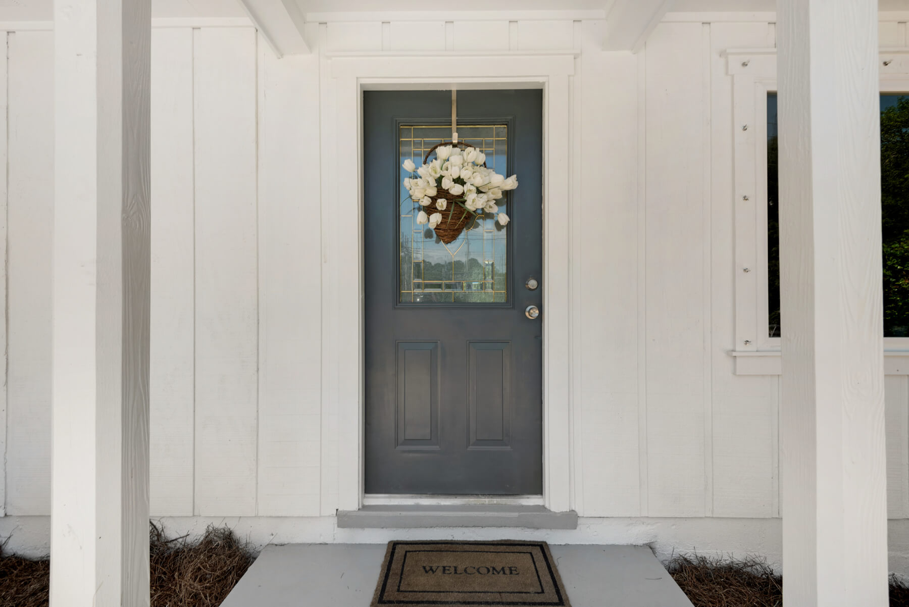 7466 Twin Beech Road Fairhope for Sale Urban Property Outside front door