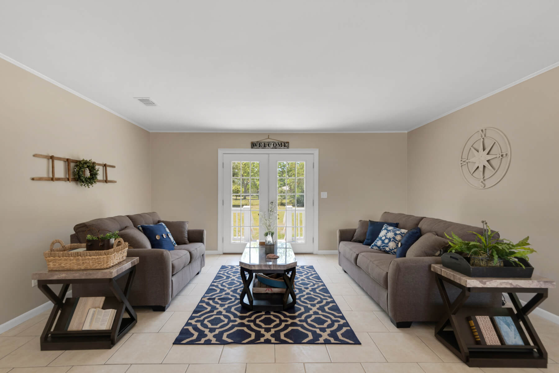 7466 Twin Beech Road Fairhope for Sale Urban Property living room view 8