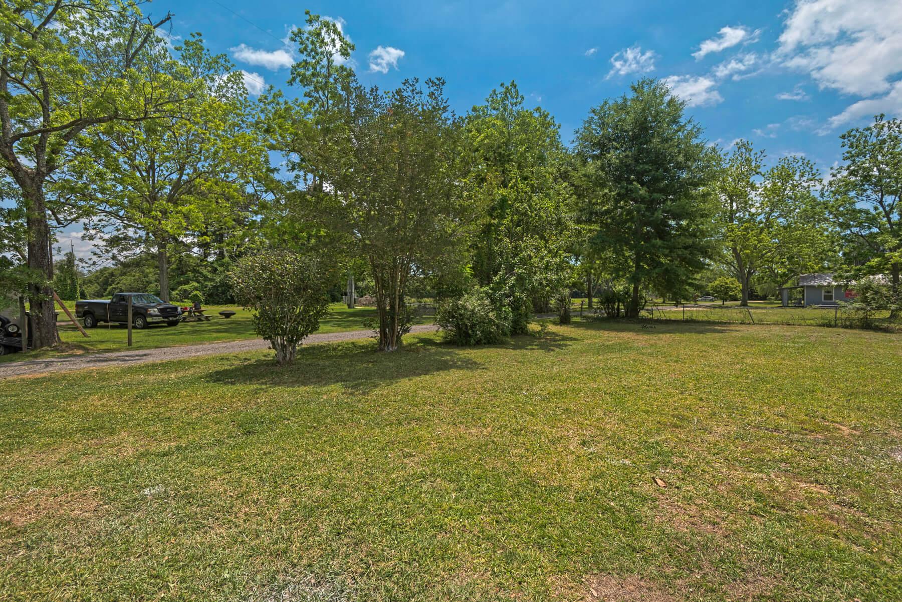 7466 Twin Beech Road Fairhope for Sale Urban Property backyard view 8