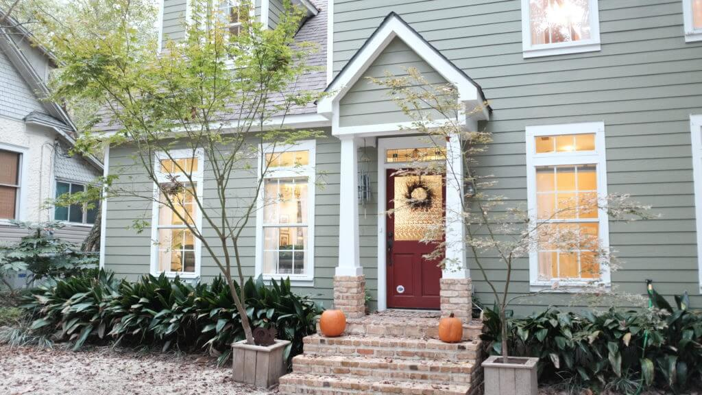 Front Door 104 Magnolia Avenue Downtown Fairhope, AL 36532 For Rent