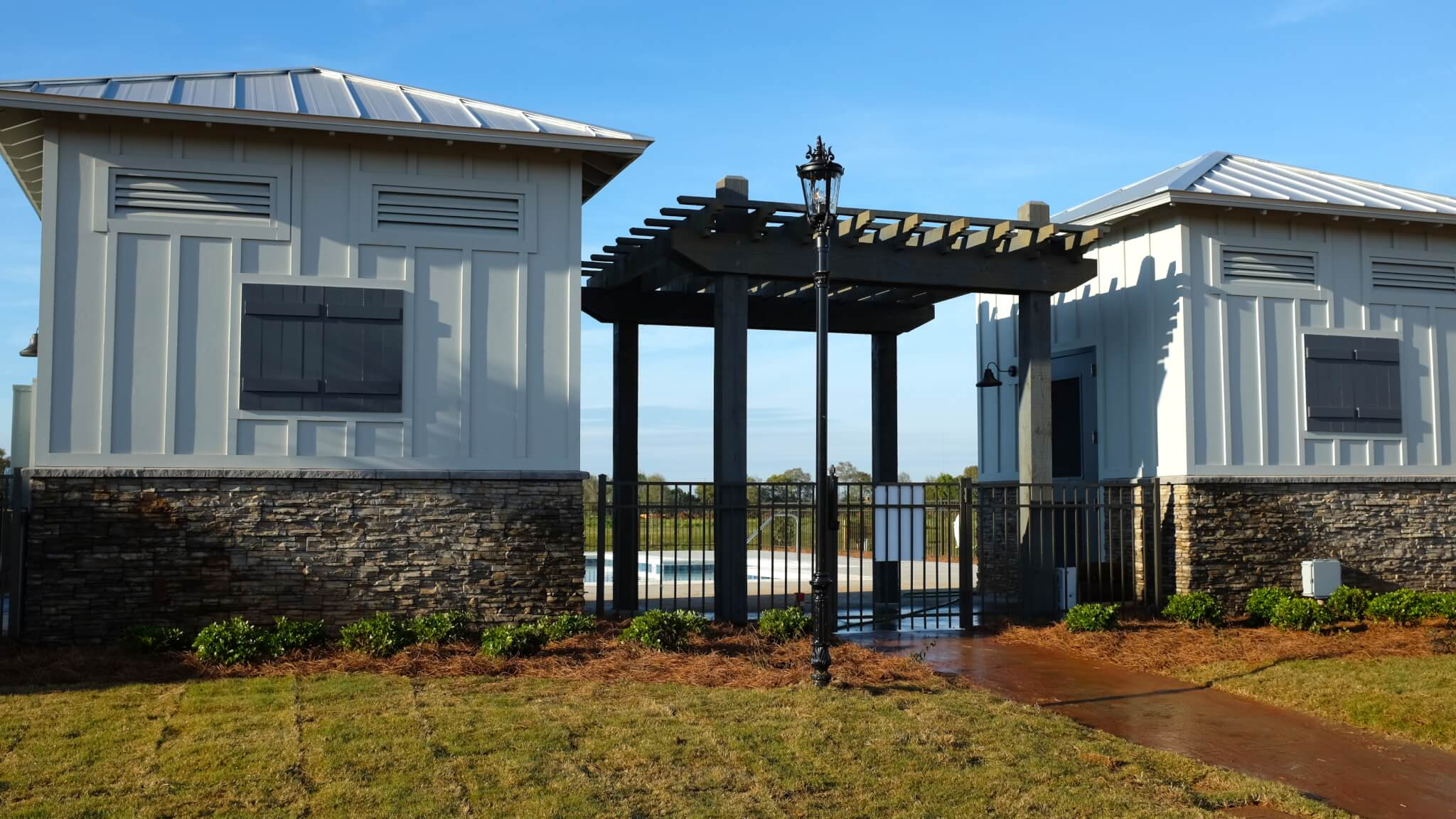 Winged Foot New Homes by DR Horton in Daphne Alabama - community club house