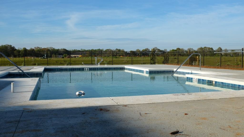 Community Swimming Pool In Winged Foot In Daphne Urban Property