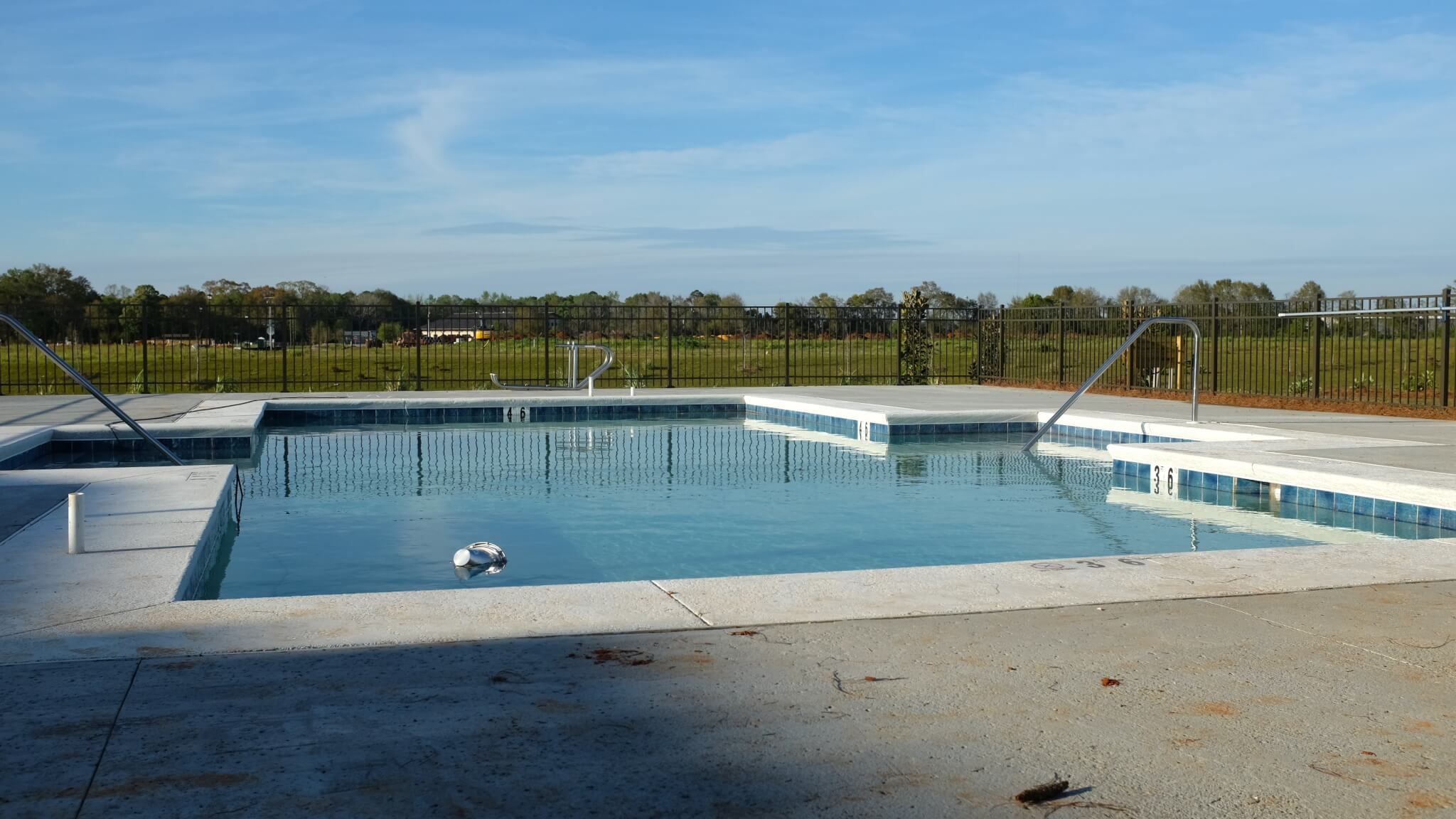 Winged Foot New Homes by DR Horton in Daphne Alabama - Community Pool 3
