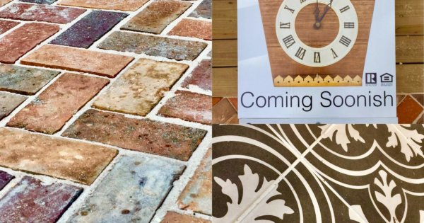 herringbone brick - bathroom tile - coming soonish movetobaldwincounty.com Urban Property