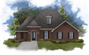 New Home in Churchill in Spanish Fort, Alabama