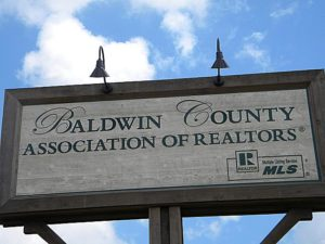 Baldwin County Association of Realtors BCAR billboard