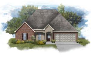 New Home in Sherwood in Foley, AL