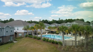 Quail Hollow Townhomes in Spanish Fort - pool view