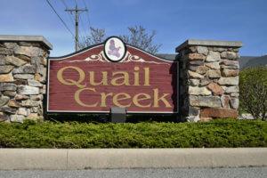 Quail Creek Sign movetobaldwincounty.com Urban Property